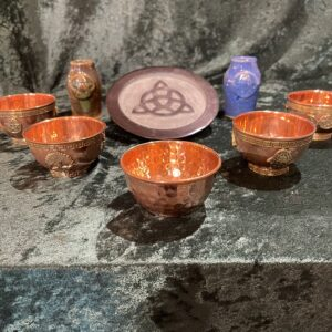 Altar Tools Pagan and Witchcraft