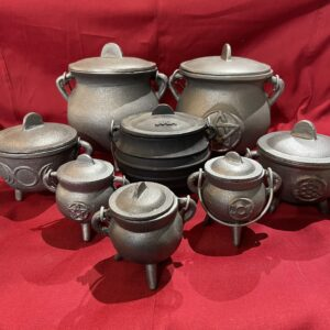 Cauldrons For Witchcraft
