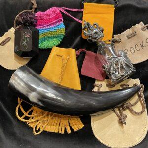 Bags, Bottles, & Horns