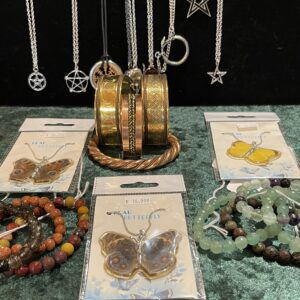 Jewelry Pagan and Witchcraft