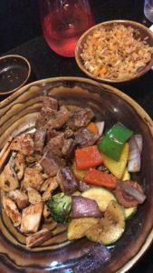 Los Cabos grilled food