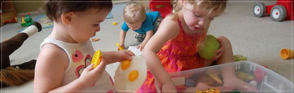 Play is the language of children; Play is how they learn