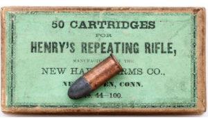 Henry cartridges