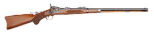 New Canaan Trapdoor Breech Rifle