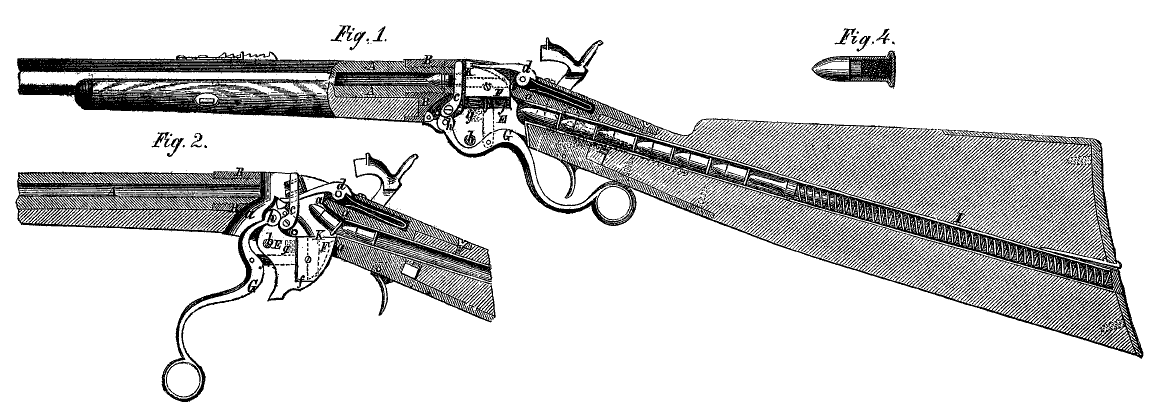 Diagram of the Spencer repeater