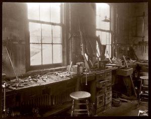 Jonathan Browning's Workshop in Ogden