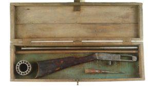 Hall Rifle