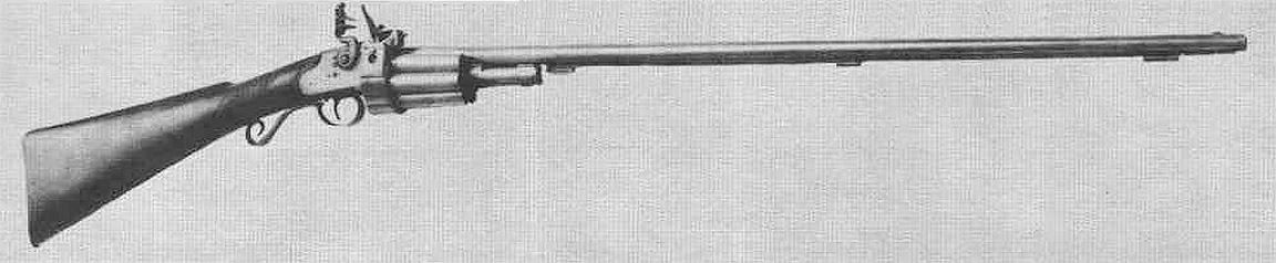 Wheeler Musket