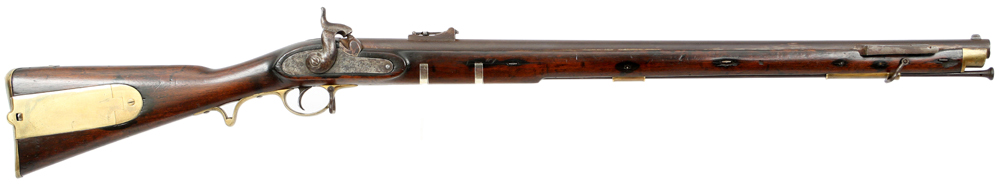 Brunswick rifle.