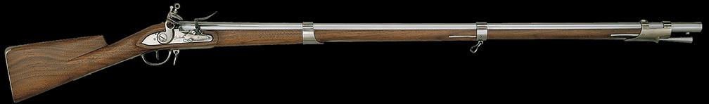 Pedersoli Charleville 1766 Musket