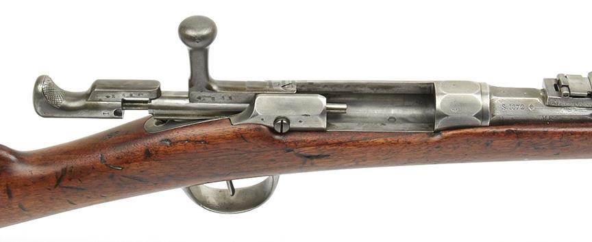 Chassepot MLE. 1866