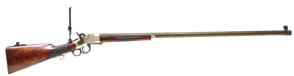 "Frank Wesson No. 2 ""Long Range"" Rifle"