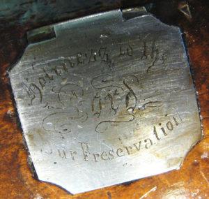 Jonathan Browning's Mormon Seal