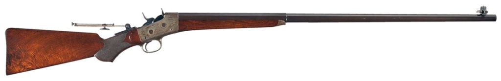 "Remington Model No. 1 ""Creedmoor"" Rifle"
