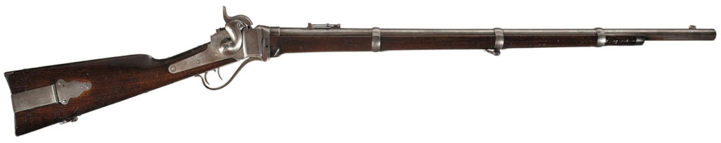 Sharps New Model 1859 Rifle