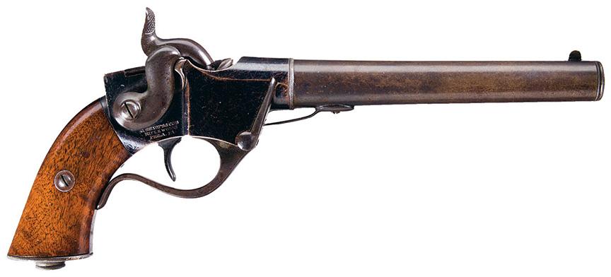 Sharps Pistol