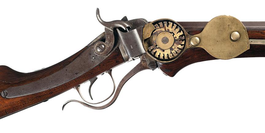 Sharps Model 1849