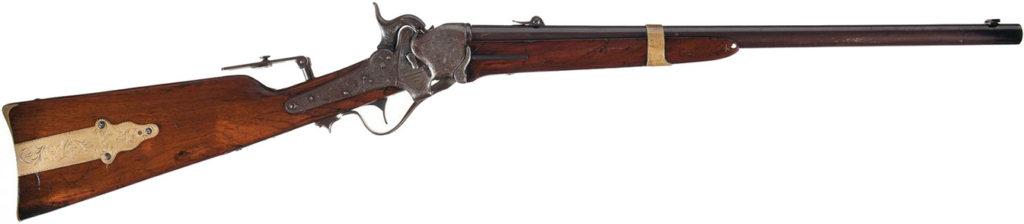 Sharps Model 1851 Carbine