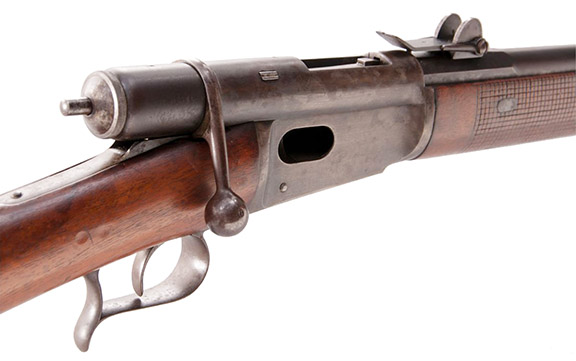 Vetterli Modell 1871 Infantry Rifle