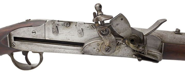 Ellis-Jennings Repeating Flintlock