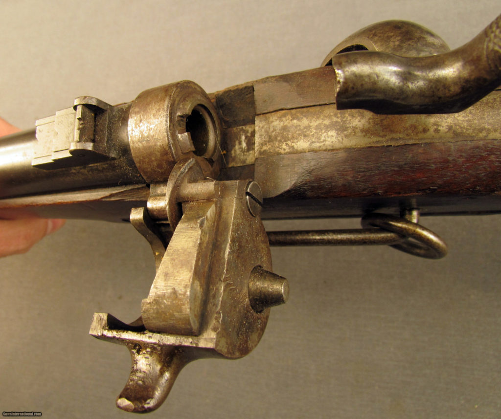 Joslyn Model 1862 Carbine