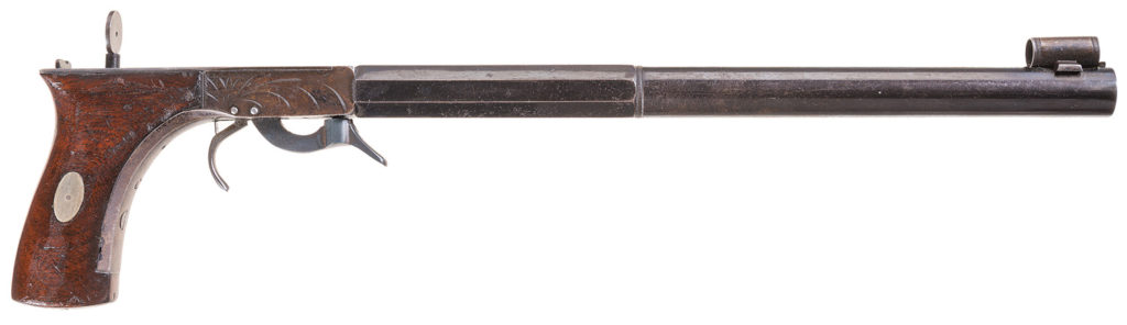 Ethan Allen Pocket Rifle