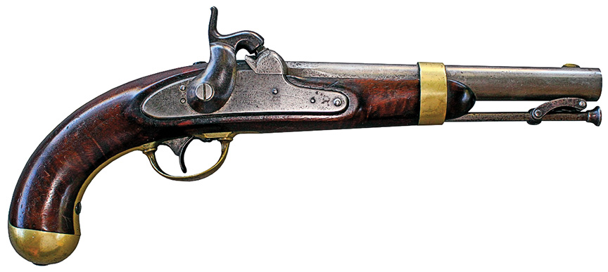 Model 1842 Percussion Pistol