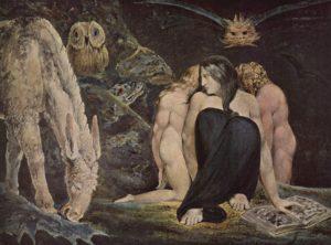 """William Blake's """"The Night of Enitharmon's Joy"""""""