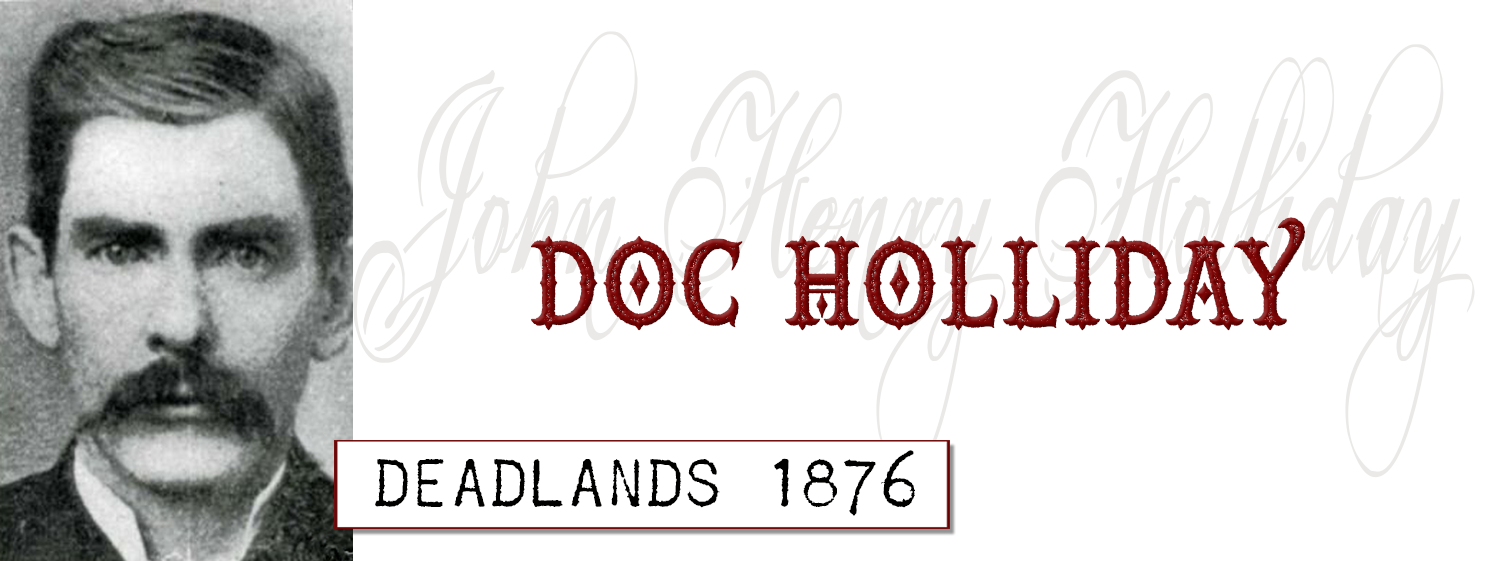 Doc Holliday Banner