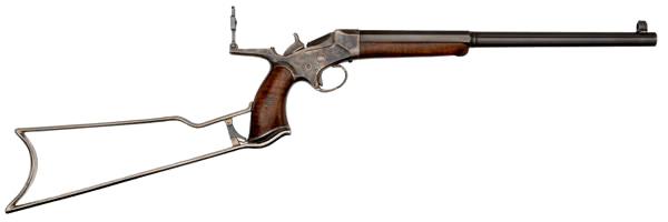 Gage Single-Shot Pocket Rifle