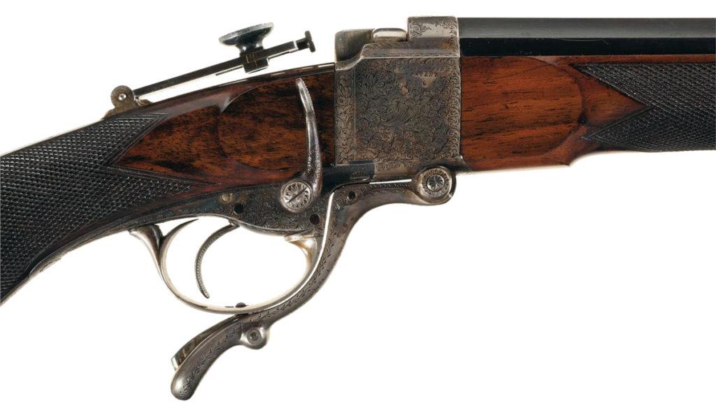 Gibbs-Farquharson Rifle
