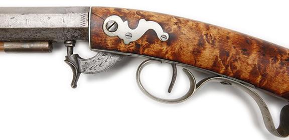 Kendall Underhammer Rifle