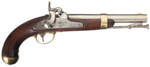 U.S. Moel 1842 Percussion Pistol