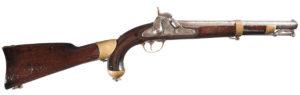 U.S. Model 1855 Percussion Pistol-Carbine