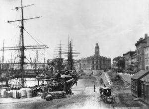 Montréal Harbour