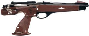 "Locke & Valentine Bolt-Action Pistol No. 1, ""Hesselius."""