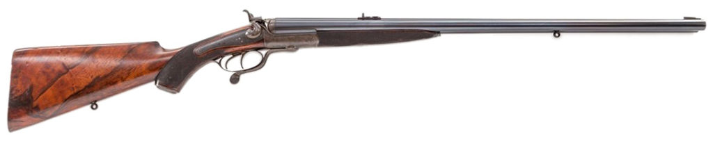 Roberts' Double Rifle
