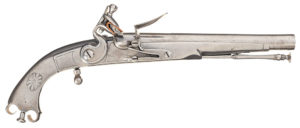 Isaac Bissell Highland Pistol