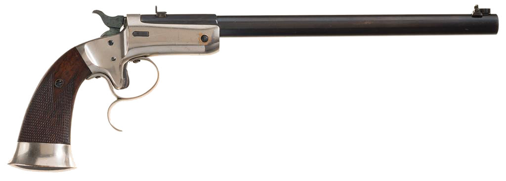 Stevens-Conlin First-Issue Pistol