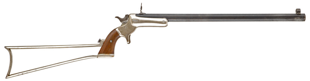 Stevens Hunter's Pet Pocket Rifle No. 34.