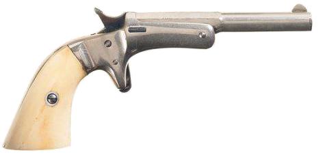 Stevens No. 41 Tip-Up Pocket Pistol