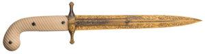 Double-Barreled Sword Pistol
