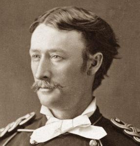 Captain Thomas Ward Custer