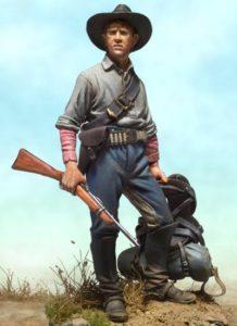 Cavalry Trooper