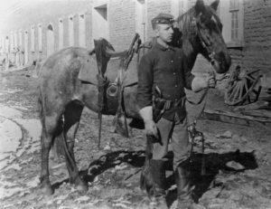 Cavalry Trooper in Mexico