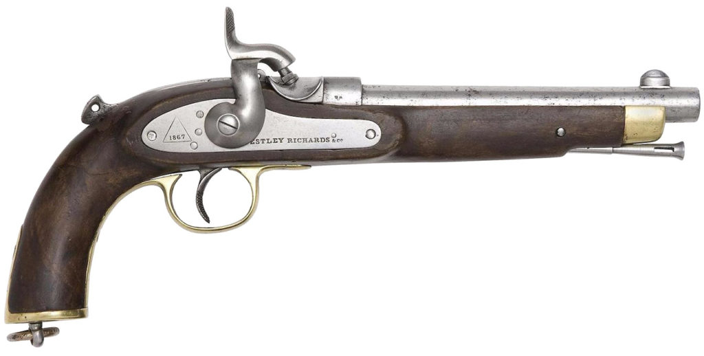 Westley Richards Carbine