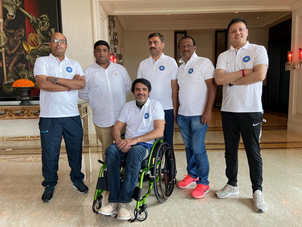 Differently Abled Cricket Council of India