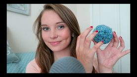 ASMR Whispered Tapping and Scratching