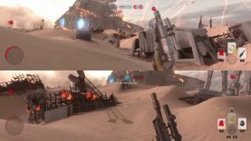 Asmr gaming   star wars battlefront
