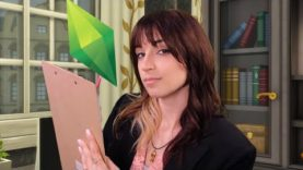 ASMR in Simlish   Your Final Important Interview in a Sims World